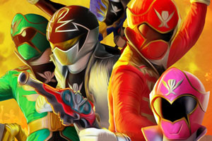 Play Power Rangers Megaforce L…