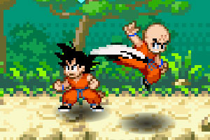Play Dragon Ball Fighting 2.3 Invincible