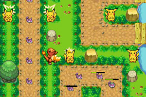 Play Pokemon Great Defense 2