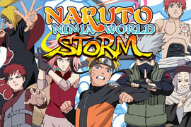 Play Naruto Ninja World Storm