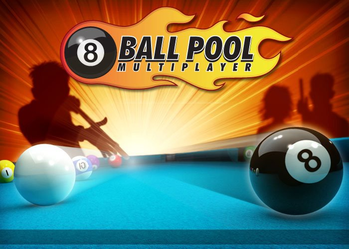 Play 8 Ball Pool Online Multip…