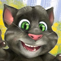 Play Talking Tom Cat 5