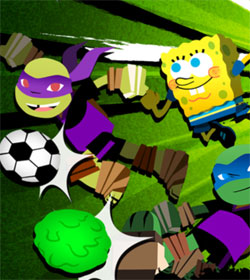 Play Nickelodeon Soccer Stars
