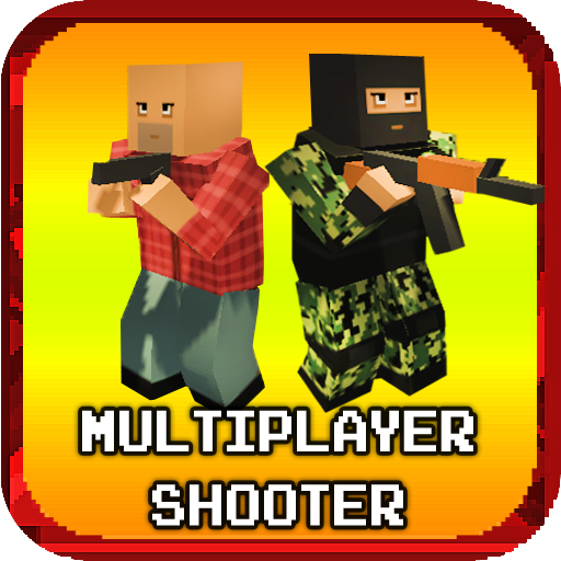play Pixel Block Survive Mul…