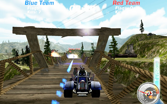 Play Motor Wars 2 Online