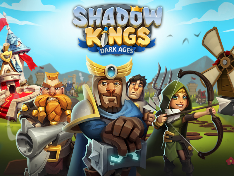 Play Shadow Kings Dark Ages