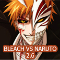 Play Bleach vs Naruto 2.6