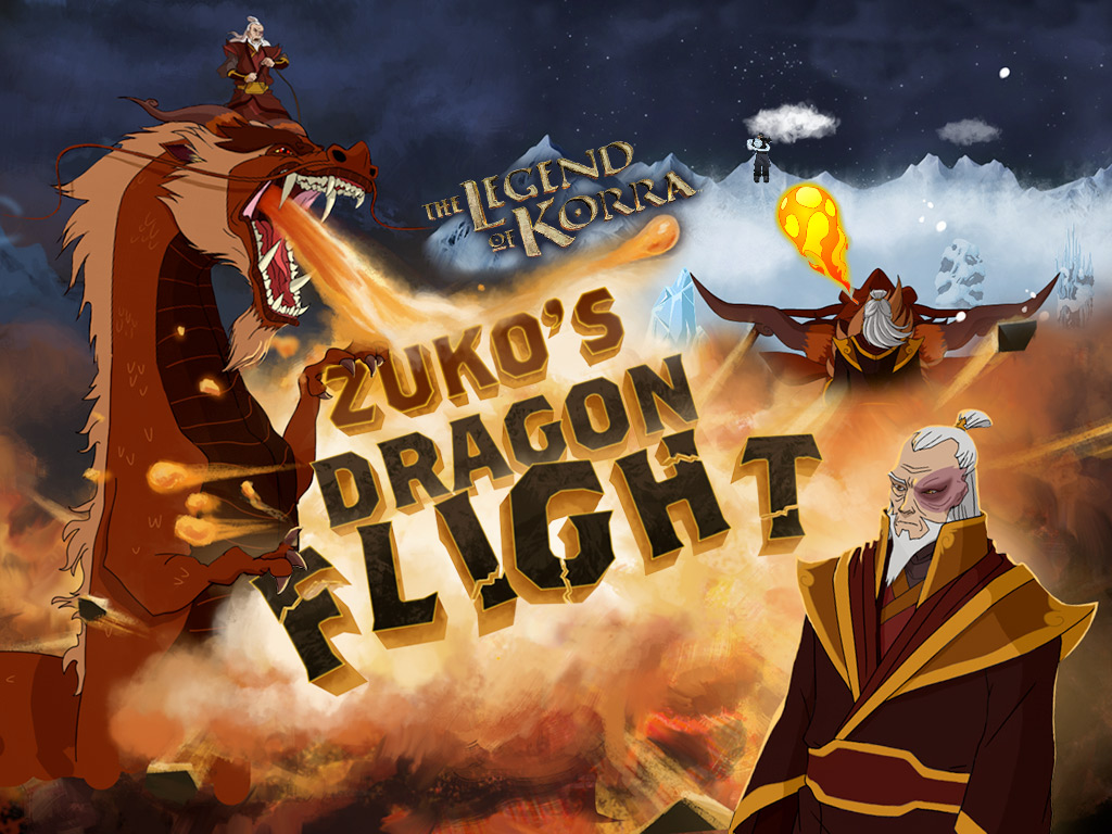 Play Legend of Korra Dragon Flight