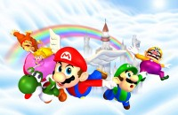 Mario Coloring