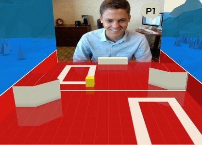 Play Cube Slam