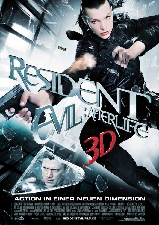 Play Resident Evil 3D