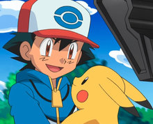 Pokemon Ash Master