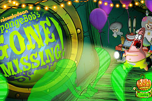 Play Spongebob Gone Missing