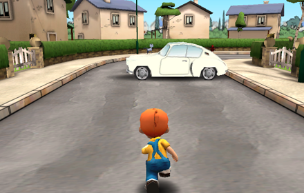 Play Bill Run 3D