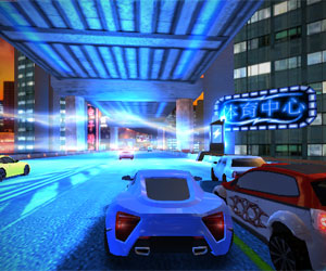 Play Turbo Racing Shangai