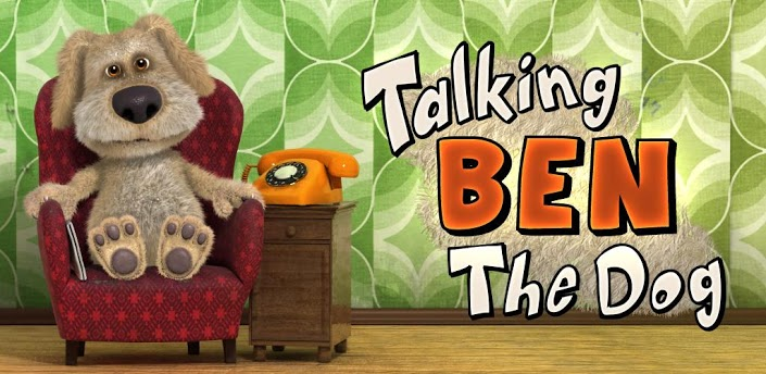 play Talking Ben Dog