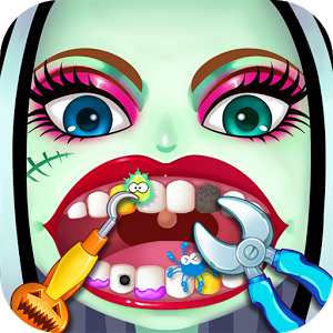 play Silly Monster Dentist